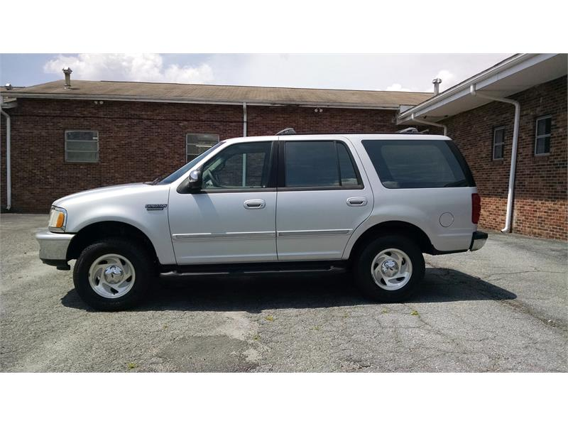 1997 Ford Expedition Eddie Bauer 4WD for sale by dealer