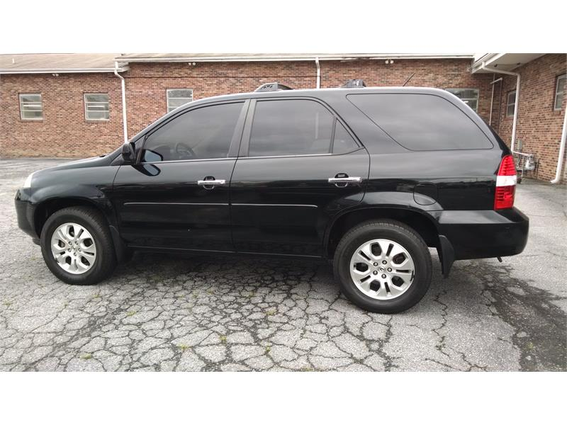 2003 Acura MDX Touring with Navigation System for sale by dealer
