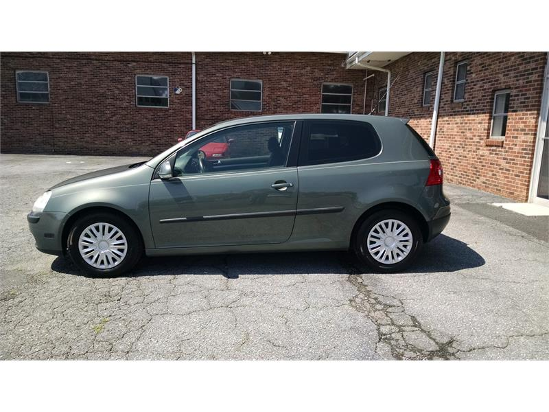 2007 Volkswagen Rabbit 2-Door for sale by dealer