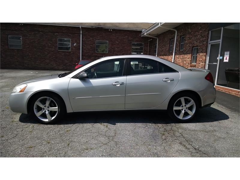 2006 Pontiac G6 GTP Sedan for sale by dealer