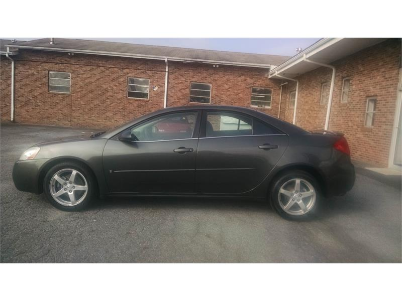 2007 Pontiac G6 Sedan for sale by dealer