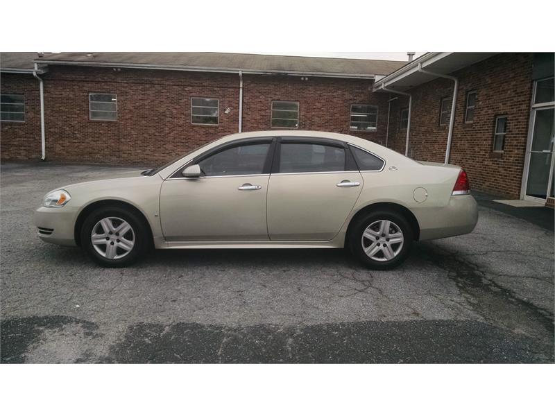 2009 Chevrolet Impala LS for sale!