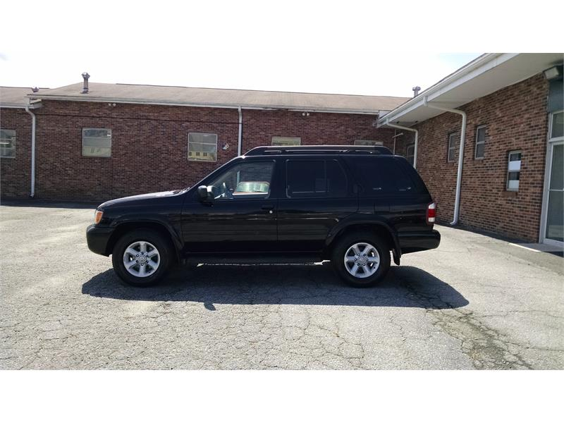 2003 Nissan Pathfinder LE 4WD for sale by dealer