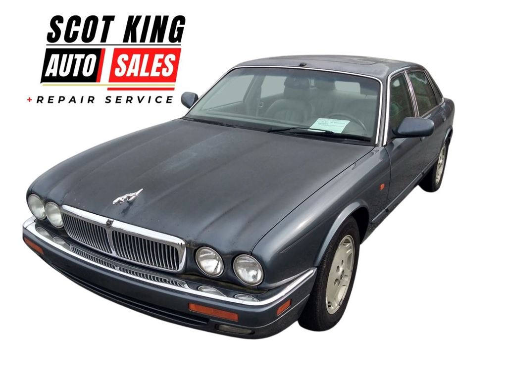 1996 Jaguar XJ Sedan XJ6 for sale by dealer