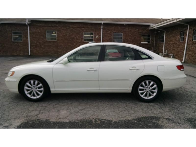 2006 Hyundai Azera SE for sale by dealer