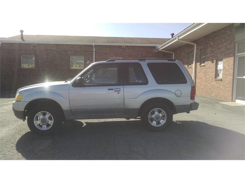 2002 Ford Explorer Sport 4WD Choice for sale by dealer
