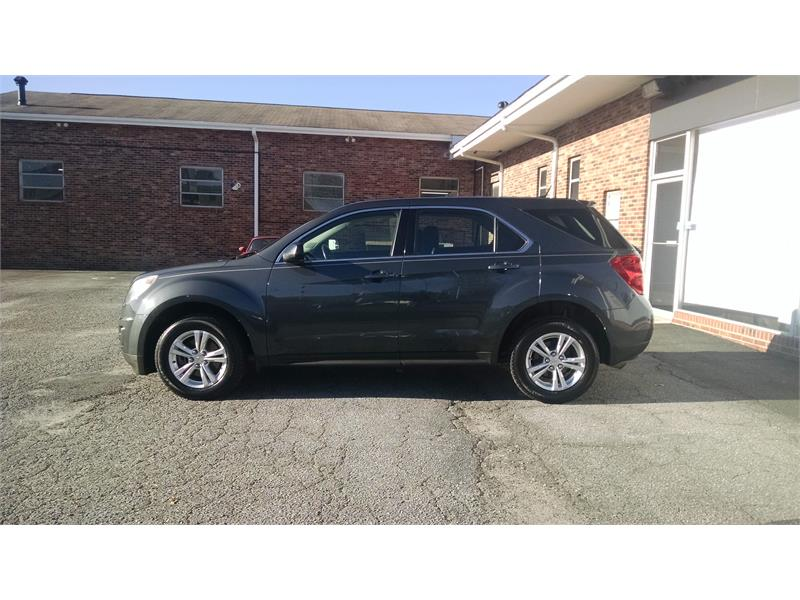 2011 Chevrolet Equinox LS 2WD for sale by dealer