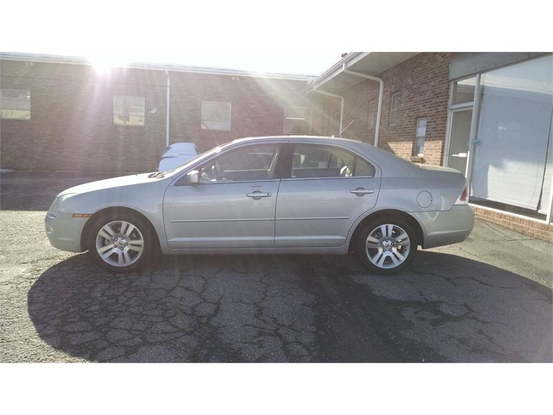 2008 Ford Fusion V6 SEL for sale by dealer