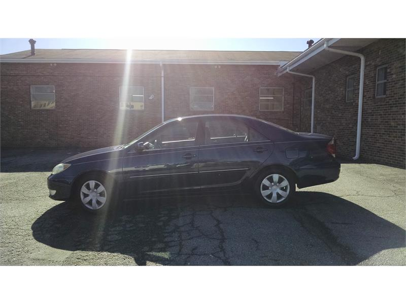 2006 Toyota Camry SE for sale by dealer