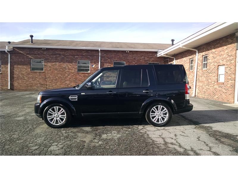 2010 Land Rover LR4 HSE Luxury for sale by dealer