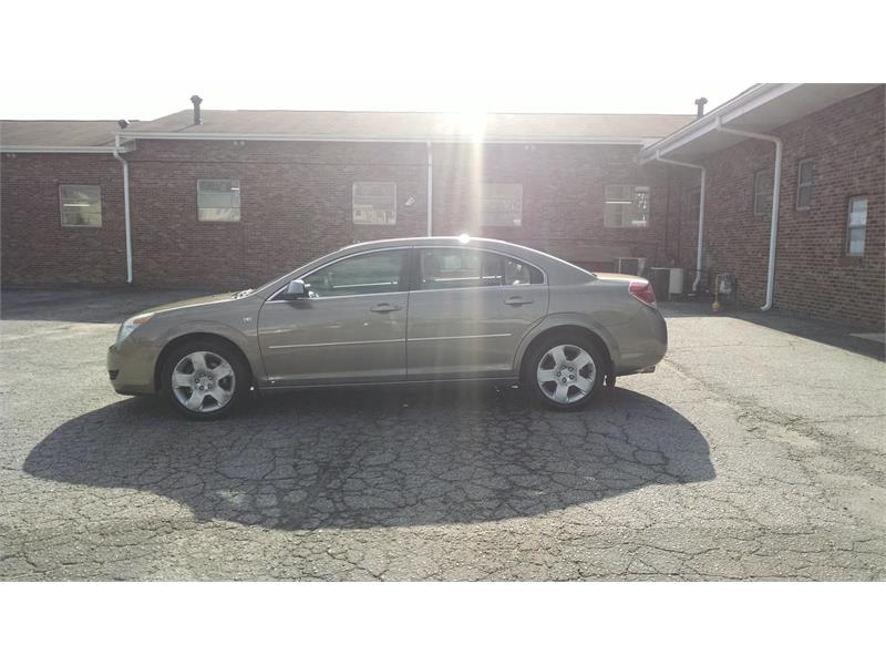 2008 Saturn Aura XE for sale by dealer