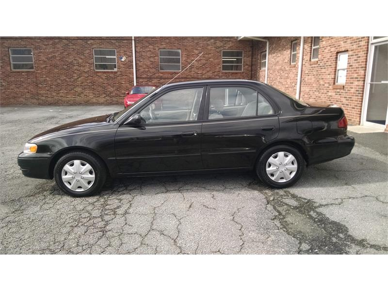 1998 Toyota Corolla VE for sale by dealer