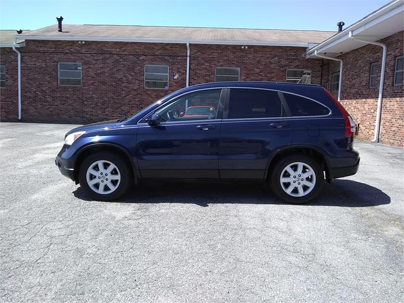 2009 Honda CR-V EX-L 2WD 5-Speed AT for sale by dealer