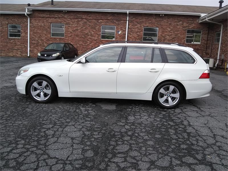 2007 BMW 5-Series Sport Wagon 530XIT for sale by dealer