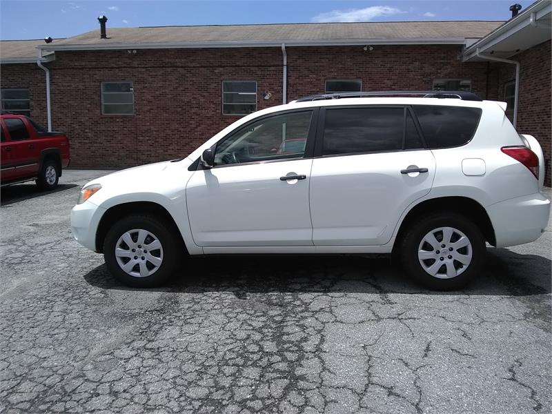2008 Toyota RAV4 Base I4 2WD for sale by dealer