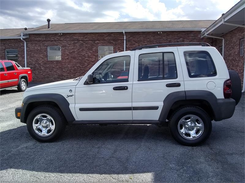 2006 Jeep Liberty Sport 4WD for sale by dealer