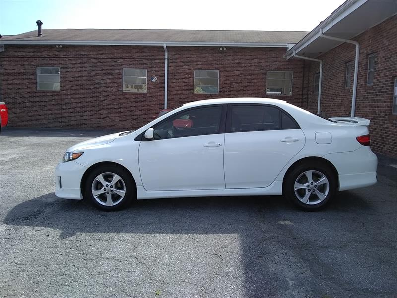2012 Toyota Corolla S 4-Speed AT for sale by dealer