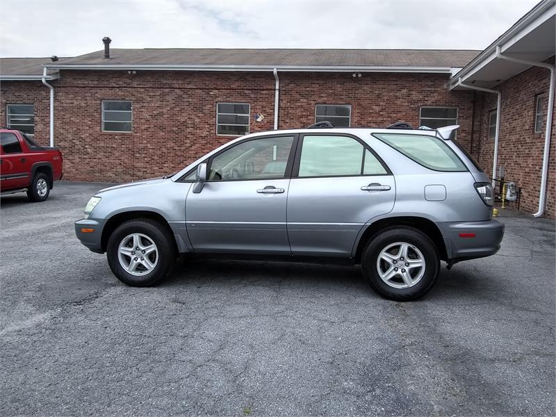 2003 Lexus RX 300 4WD for sale by dealer