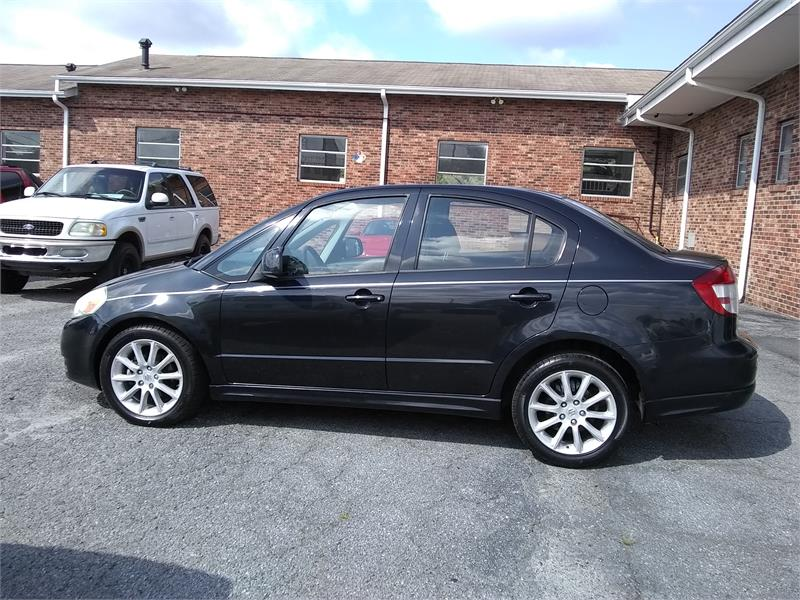 2009 Suzuki SX4 Sport Touring for sale by dealer