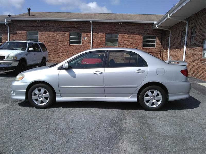 2005 Toyota Corolla CE for sale by dealer