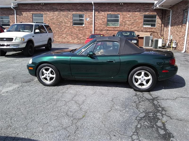 1999 Mazda miata anniversary edition for sale by dealer
