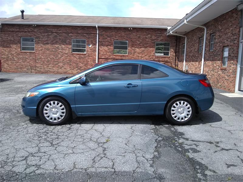 2009 Honda Civic LX Coupe 5-Speed AT for sale by dealer