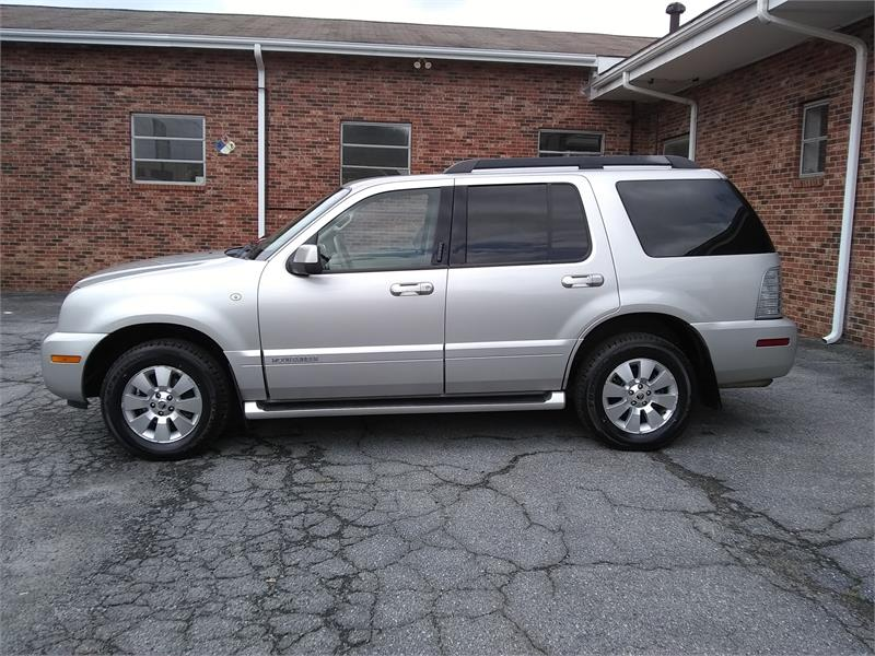 2008 Mercury Mountaineer Base 4.0L AWD for sale by dealer