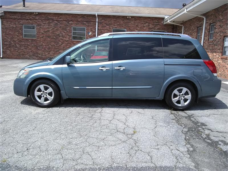 2008 Nissan Quest 3.5 for sale by dealer