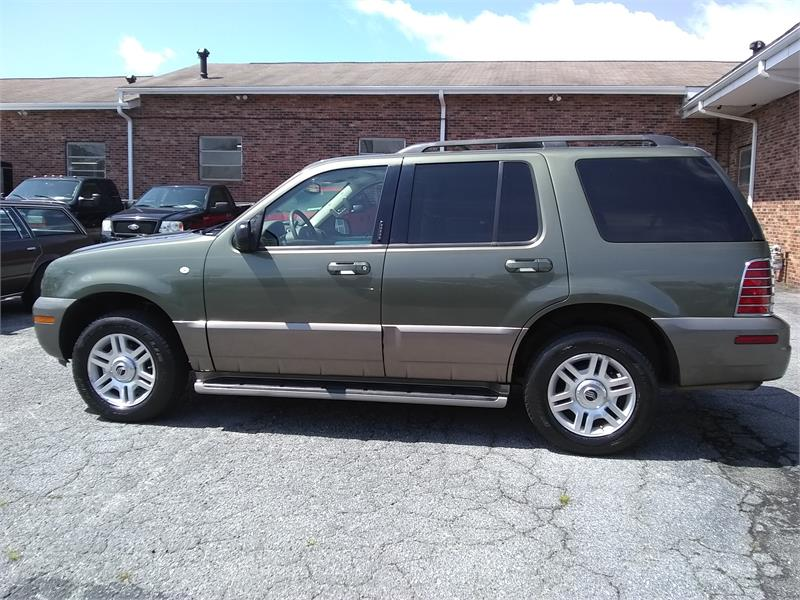 2004 Mercury Mountaineer Luxury 4.6L AWD for sale by dealer