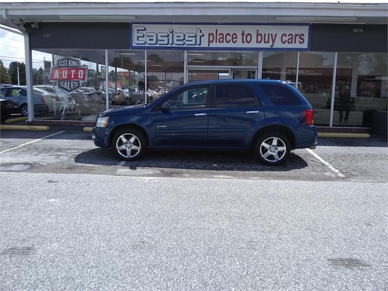 2008 Pontiac Torrent FWD GXP for sale by dealer