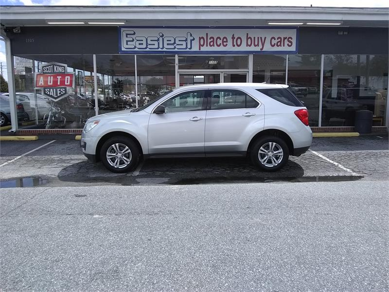 2010 Chevrolet Equinox LS FWD for sale by dealer