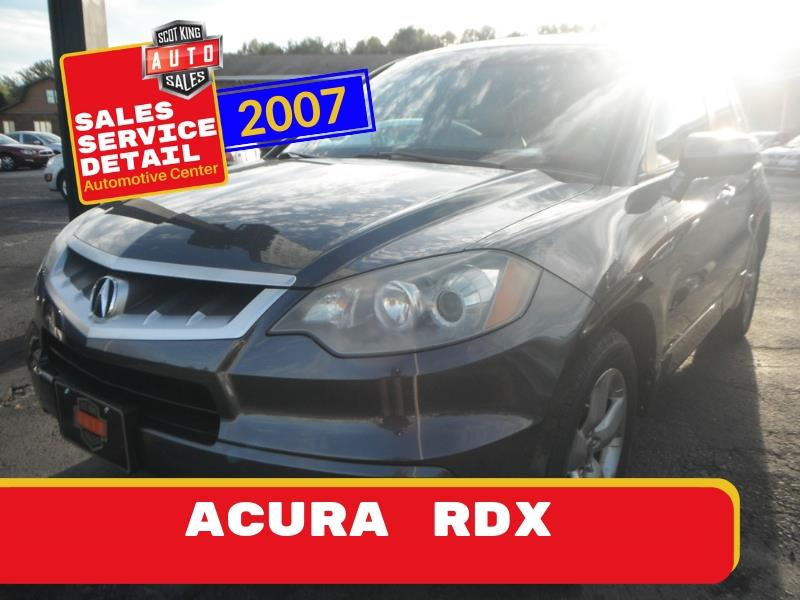 2007 Acura RDX 5-Spd AT with Technology Package for sale by dealer