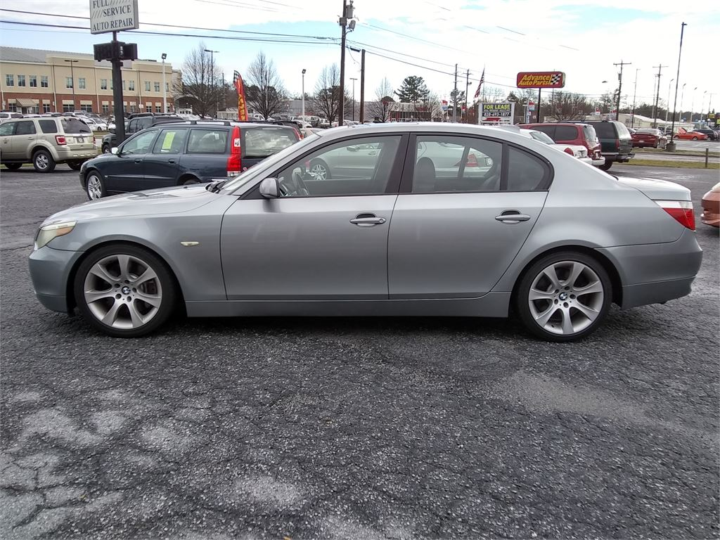 2004 BMW 5-Series 545i for sale by dealer
