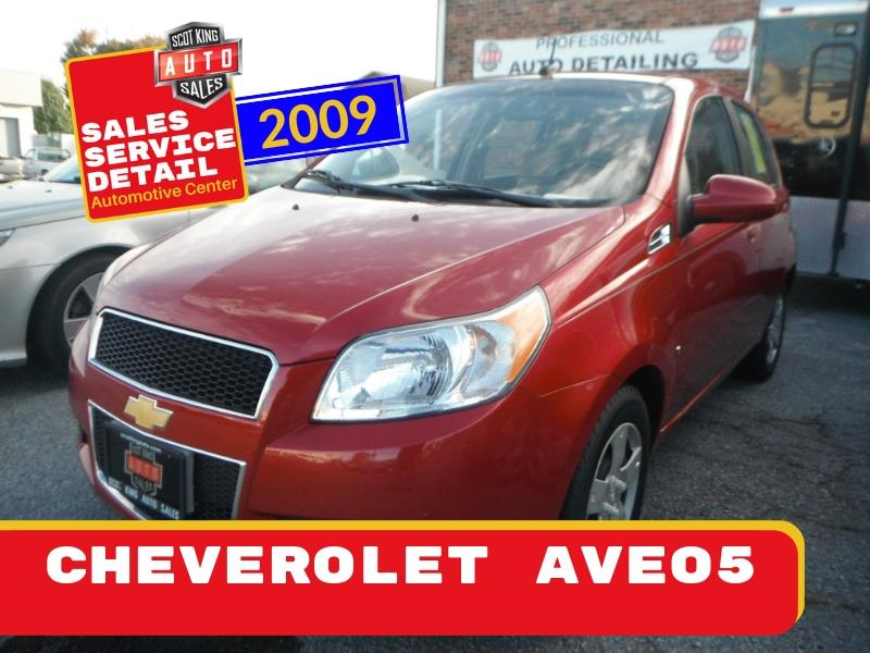 2009 Chevrolet Aveo5 LS for sale by dealer