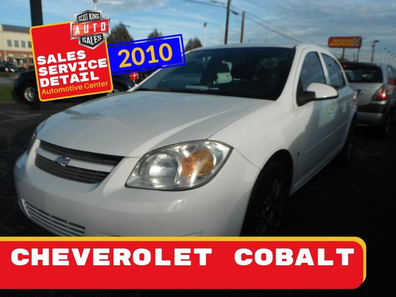 2010 Chevrolet Cobalt LT2 Sedan for sale by dealer