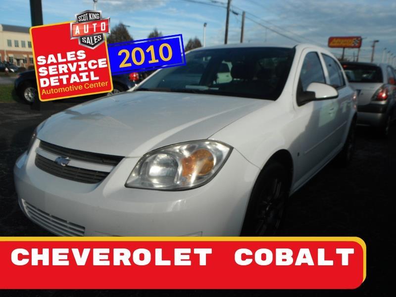 2010 Chevrolet Cobalt LT2 Sedan for sale by dealer