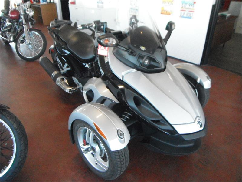 2012 CAN AM SPYDER for sale by dealer
