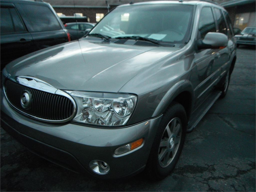 2005 Buick Rainier CXL AWD for sale by dealer