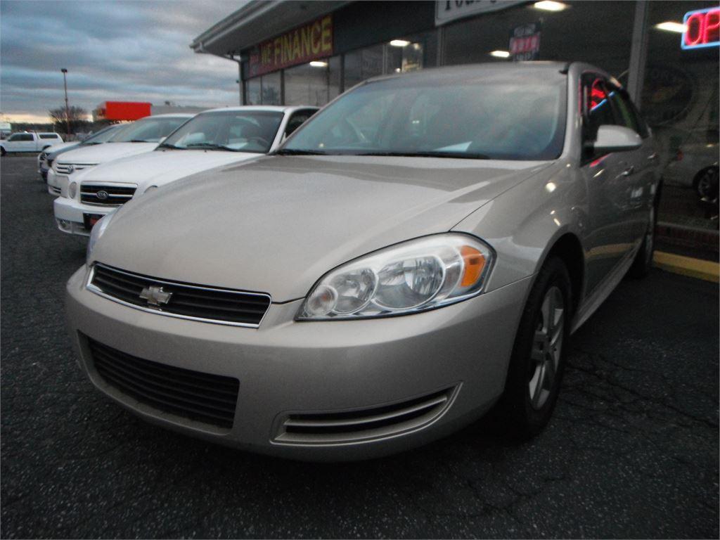 2009 Chevrolet Impala LS for sale by dealer