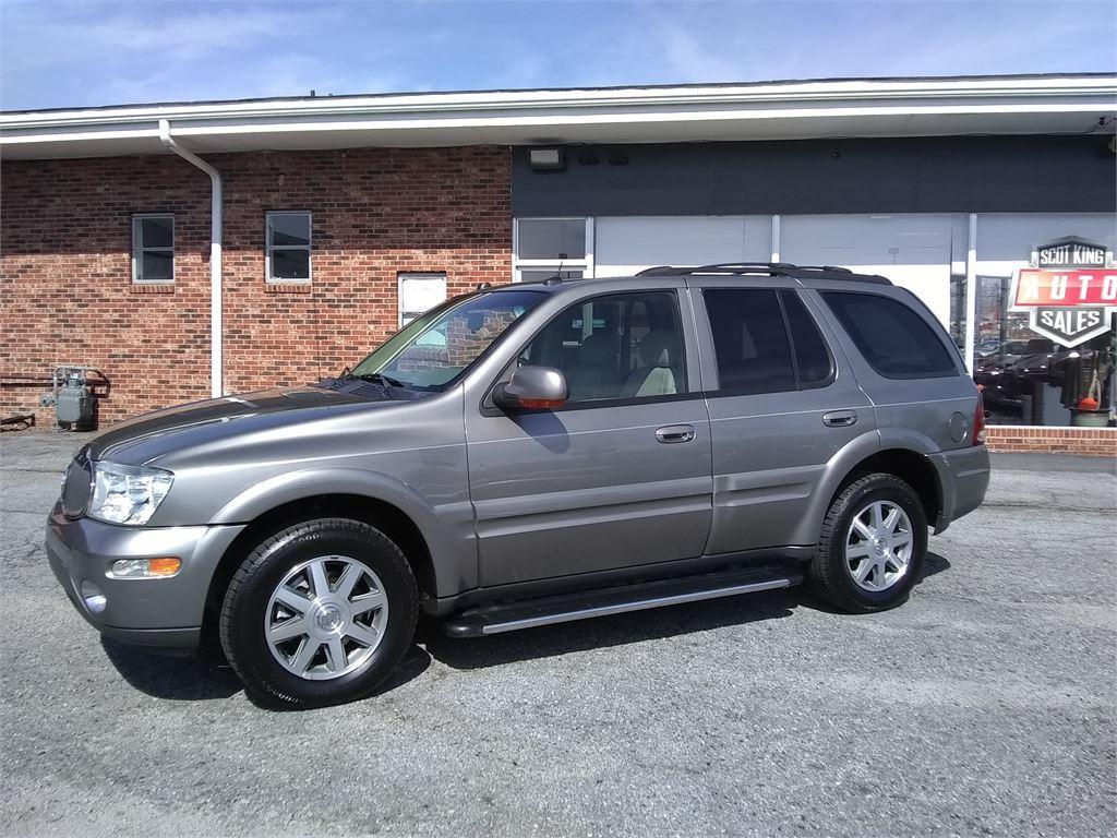 2005 Buick Rainier CXL AWD for sale by dealer