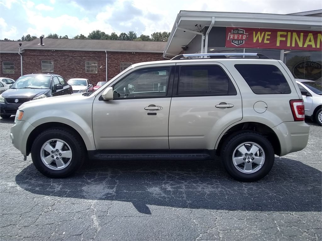 2011 Ford Escape Limited 4WD for sale by dealer
