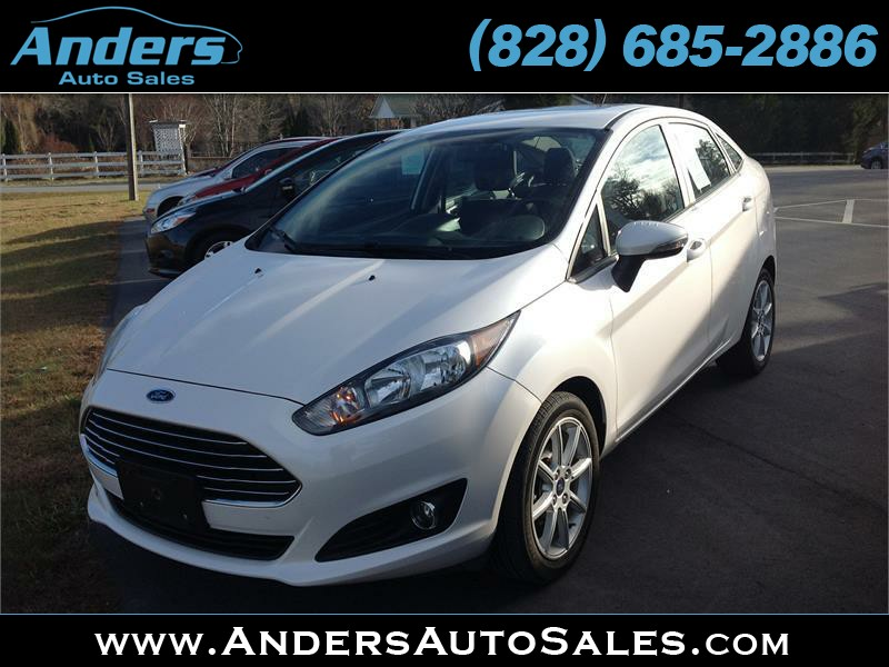 2016 FORD FIESTA SE for sale by dealer