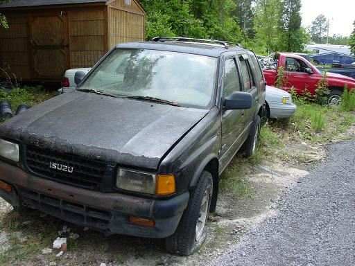 1996 ISUZU RODEO S/LS for sale by dealer