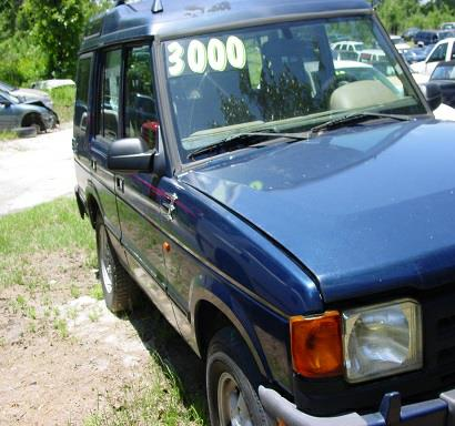 1997 LAND ROVER DISCOVERY for sale by dealer