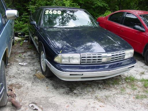 1991 OLDSMOBILE 98 REGENCY ELITE for sale by dealer
