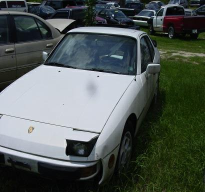 1988 PORSCHE 924S for sale by dealer
