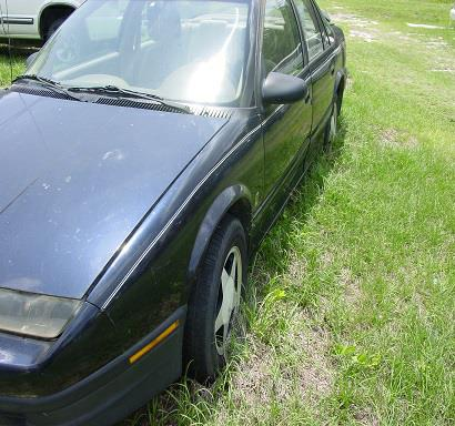 1995 SATURN SL1 for sale by dealer