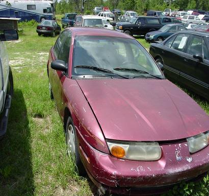 2000 SATURN SL1 for sale by dealer
