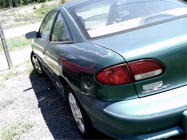 1997 CHEVROLET CAVALIER/RS for sale by dealer