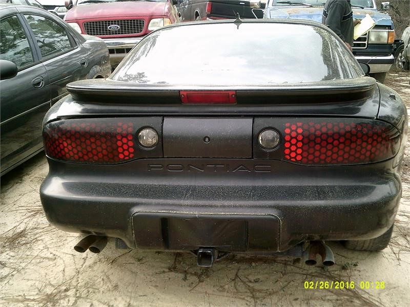 1999 PONTIAC FIREBIRD for sale by dealer